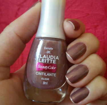 Beauty Color - Cláudia Leitte - Elixir