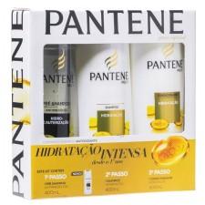 Xampu e Condicionador Hidratação - Pantene