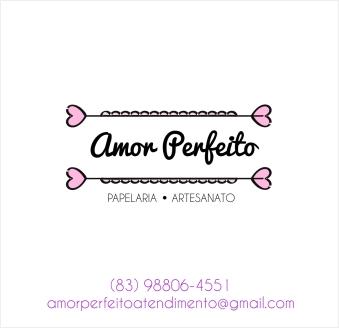 Banner Quadrado Amor Perfeito