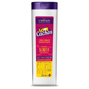 Condicionador Meus Cachos - Capicilin