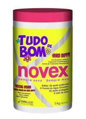 Creme Multifuncional 4 em 1 Tudo de Bom Novex Embelleze
