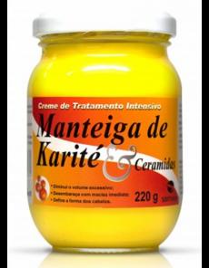 Manteiga de Karité e Ceramidas - Soft Hair