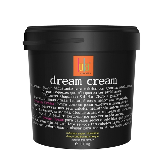 Máscara Dream Cream - Lola Cosmetics