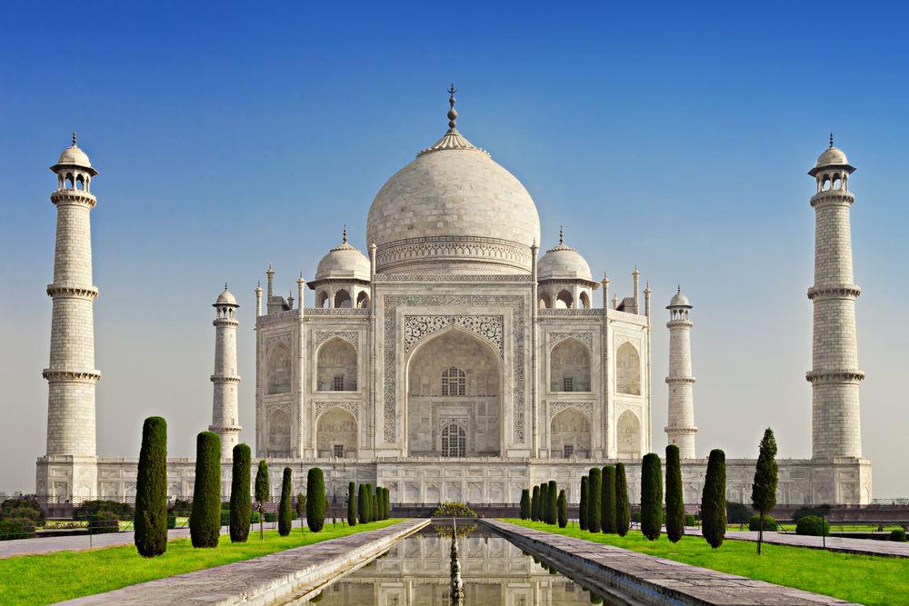 Taj Mahal - ìndia