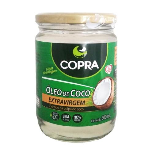 ÓLEO DE COCO - COPRA