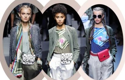 pochete - Foto Revista Vogue