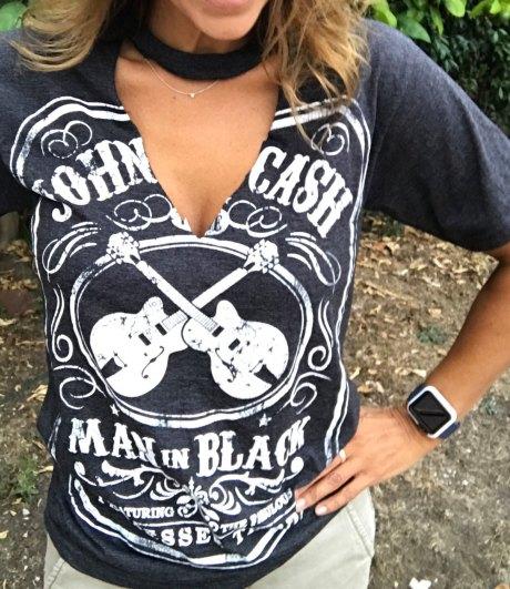 Camiseta gola V 2